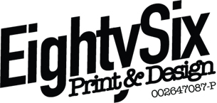 EightySix Print & Design